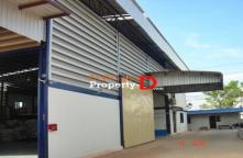 WH57070005-Factory Warehouse for Sale plant was built first full acres with room area. Canal Road, Lai