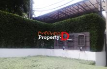 HO58080069-House 2nd floor, furnished 50 sqm. The village Noble GOP Watcharaphon.