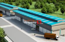 WH59080001-Create new warehouse space rental 450-3300 square meters behind Central Plaza Salaya.