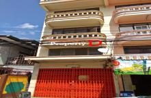 CB59100004-Building for rent / commercial buildings 3 and a half left. Phetkasem 88 near The Mall Bang Khae.