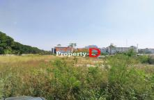 LP60120177-Rent a land area of 2-7 rai adjacent industrial estates (Gemopolis) On Nut 77.