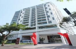 CD61120005-SIAMESE SURAWONG condo for rent fully furnished, 15th floor, size 34.20 sq.m.