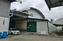 WH62010002- Renting a factory warehouse size 810 sq.m. next to Khlong Khae Rai Road, Krathum Bae