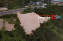 LP62060002-Selling 2 vacant plots of land adjacent to Mueang District, Lamphun Province