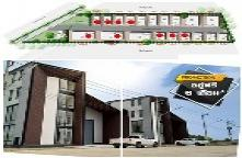 WH63070002-Sell warehouse with office, Factory Yard Lam Luk Ka (Factory A5) # Modern style factory warehouse