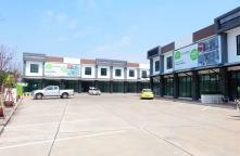 CB63080024-Semi-commercial building for sale, The Metro Leaf Non Than, Khon Kaen Province, The MetoLeaf Nontan
